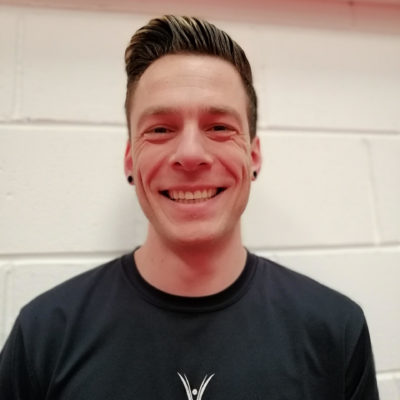 fred voortman coach at robinhood gymnastics club