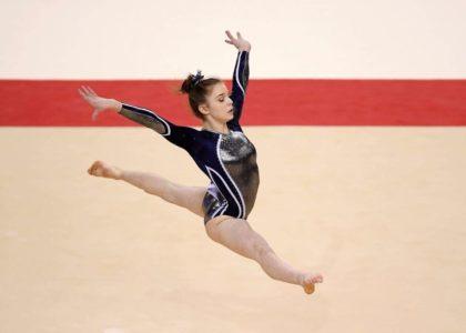 Gymnastic club in Nottingham Sherwood