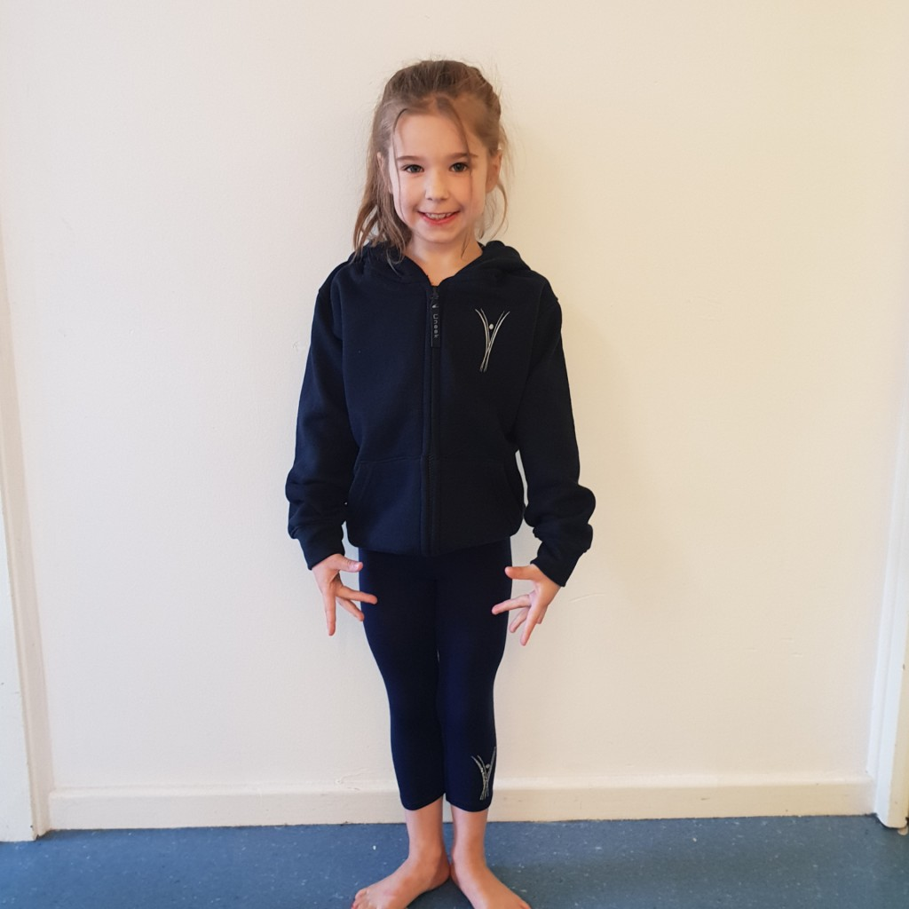 RobinHood gymnastics club shop JacketLeggings