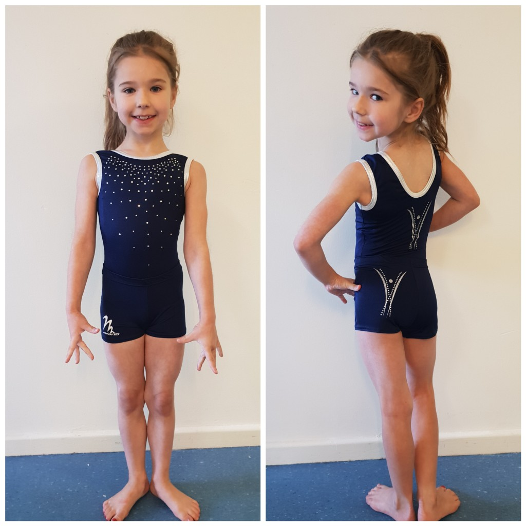 RobinHood gymnastics club shop Trainingleoshorts