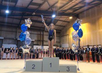 RobinHood Gymnastics club represents the Winter Star Challenge