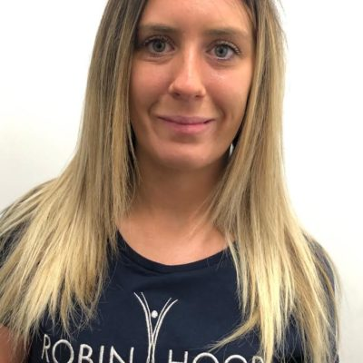 Sarah Beveridge is Health & Safety Manager/Recreational Lead