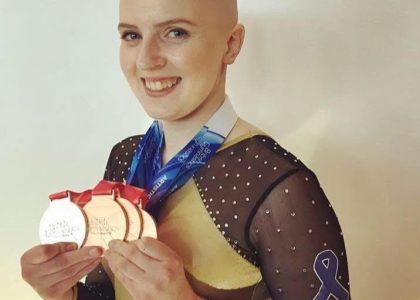 disability gymnastic in robinhood gymnastic club
